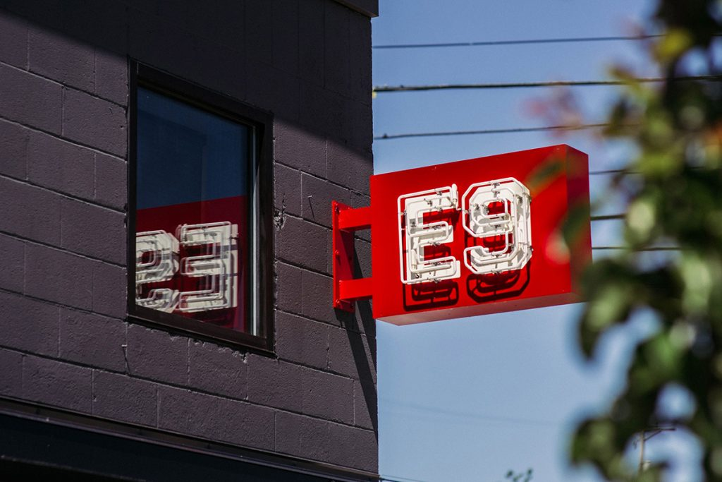 E9 Brewing Co by Column