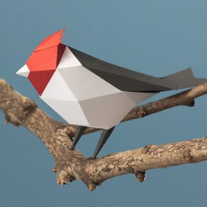 Paper Birds <br /> by Guardabosques