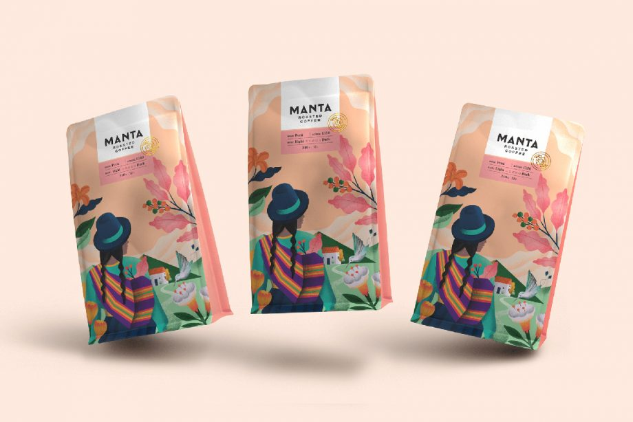 Manta Coffee  by Alejandro Gavancho