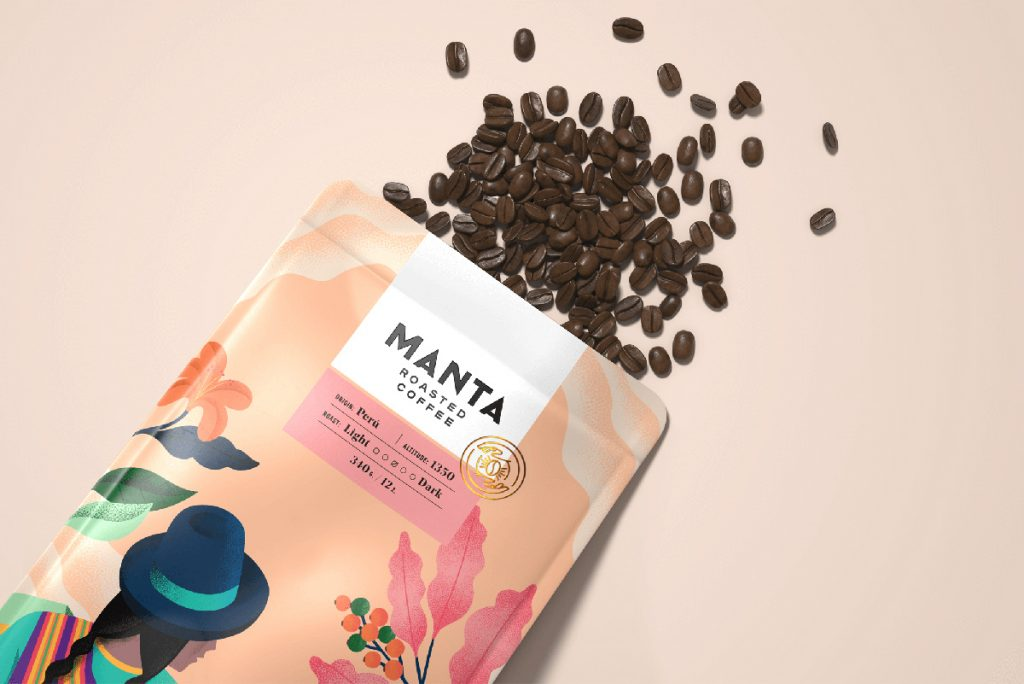 Manta Coffee by Alejandro Gavancho