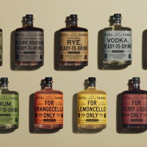 Hotel Tango Distillery <br /> by Young & Laramore