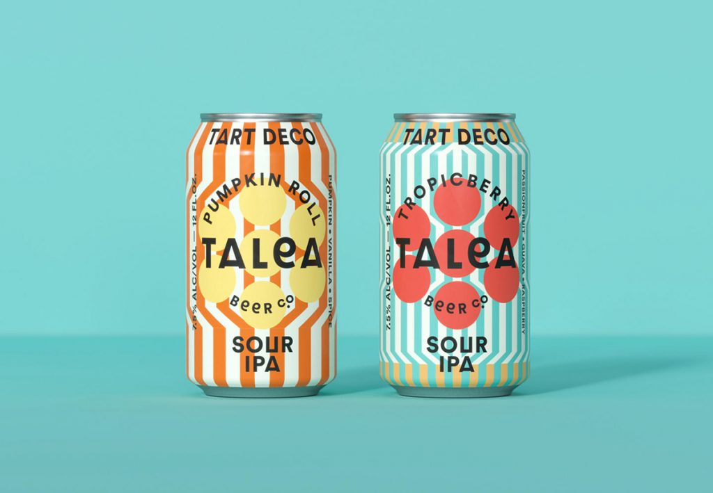 Talea Beer Co. by IWANT Design