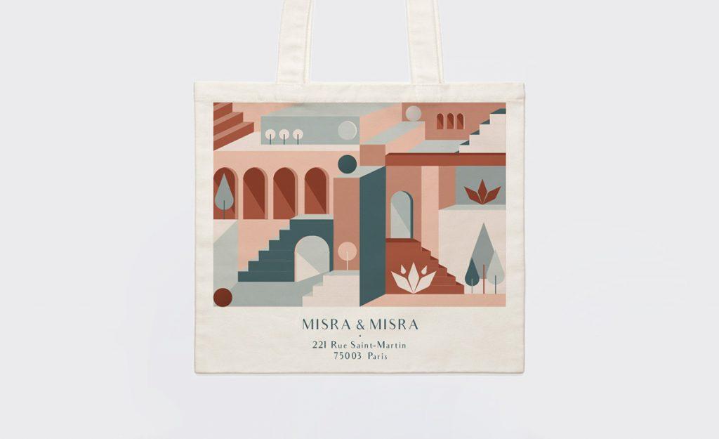 Misra & Misra by Alice Helfer