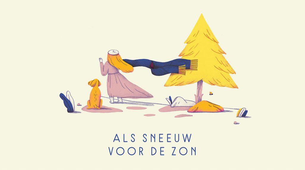 Als sneeuw voor de zon by Jacques & Lise