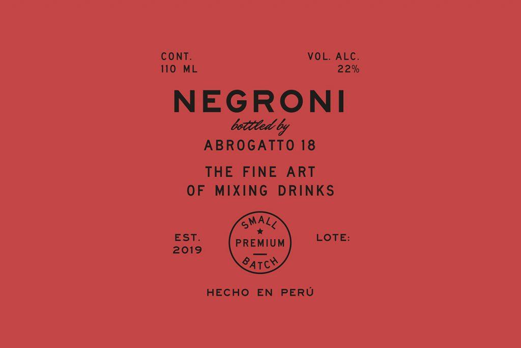 Abrogatto 18 by Alejandro Gavancho