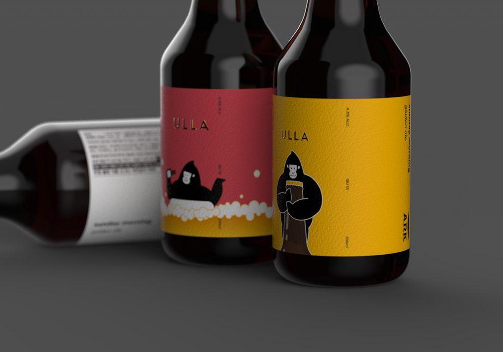 ULLA X ARK by minimalist