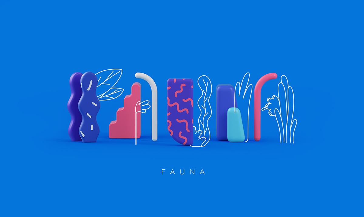 Flora & Fauna by Cristian & Núria