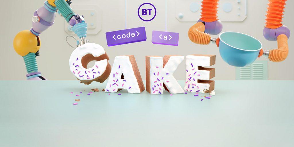 BT »Code a Cake« by AnalogFolk