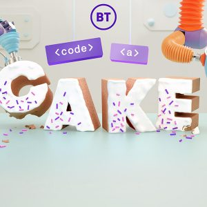 BT »Code a Cake« <br /> by AnalogFolk
