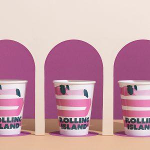 Rolling Island Ice Cream by Phantom