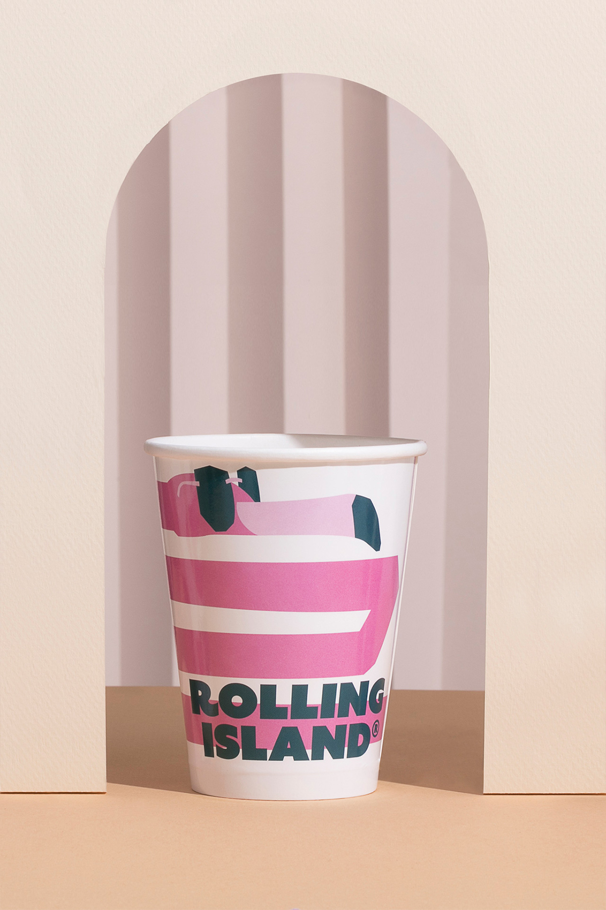 Rolling Island Ice Cream by Phantom