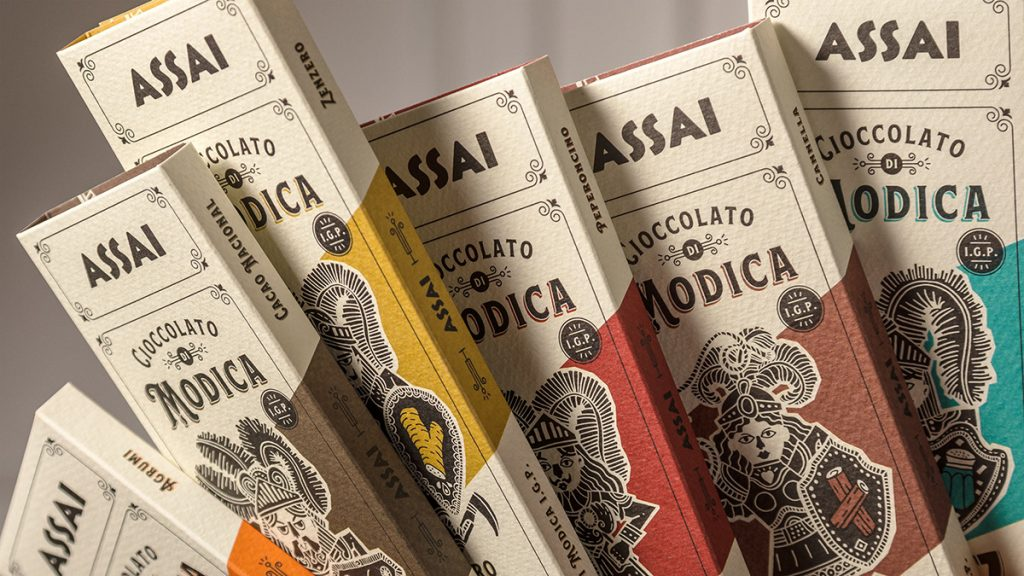 ASSAI – Modica Chocolate