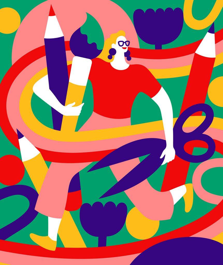 Lisa Tegtmeier Illustration