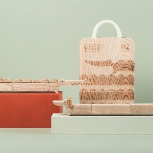 Long Animals - Wooden Toy <br /> by Cristina & Arturo