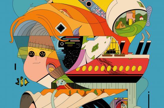 Ori Toor Illustration