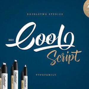 XXII CoolScript by Doubletwo Studios