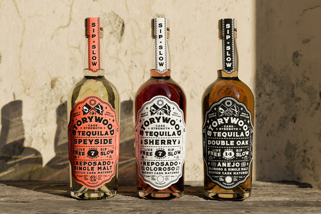 Storywood Tequila by Thirst