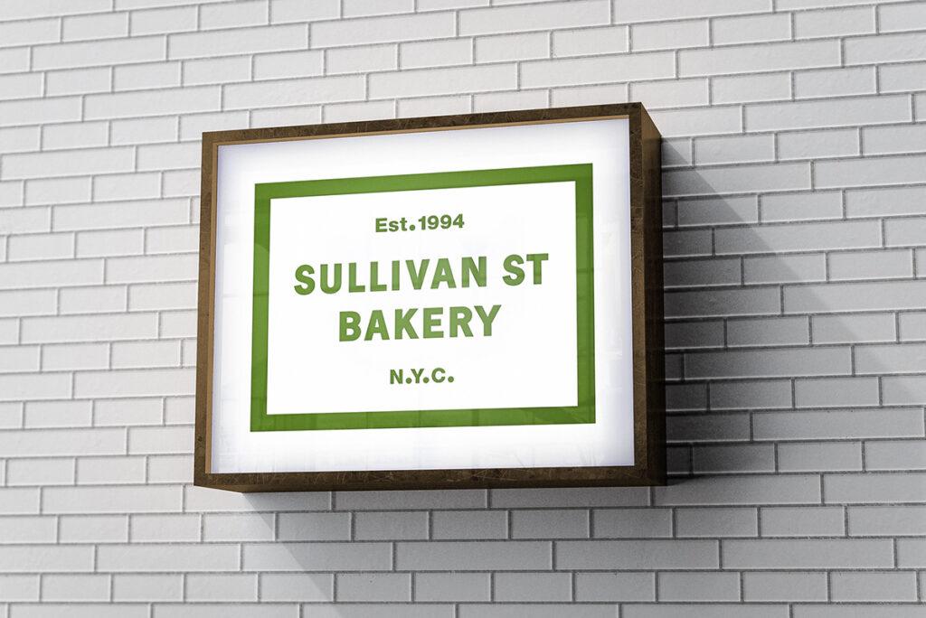 Sullivan Street Bakery by Phillip Nessen