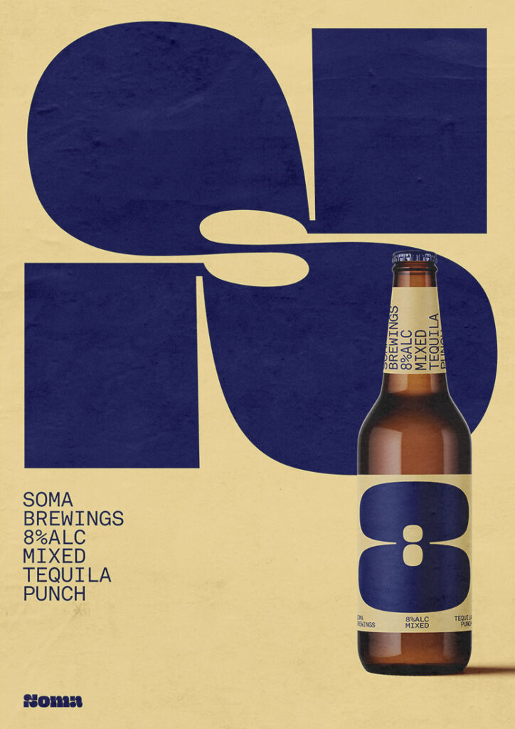 SOMA Brewing by Quim Marin Studio