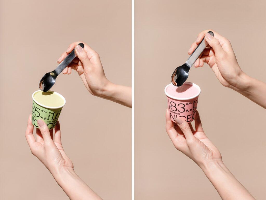 NICE CREAM by Han Gao