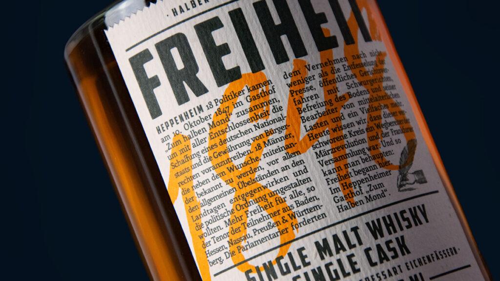 Freiheit 1848 by Higgins