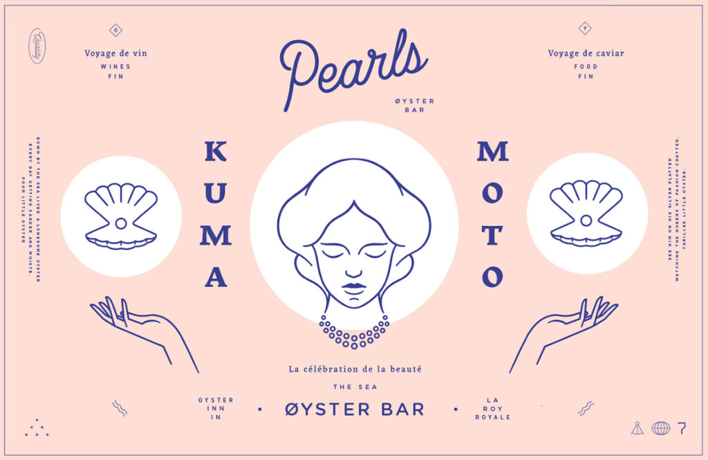 Pearls – Øyster Bar