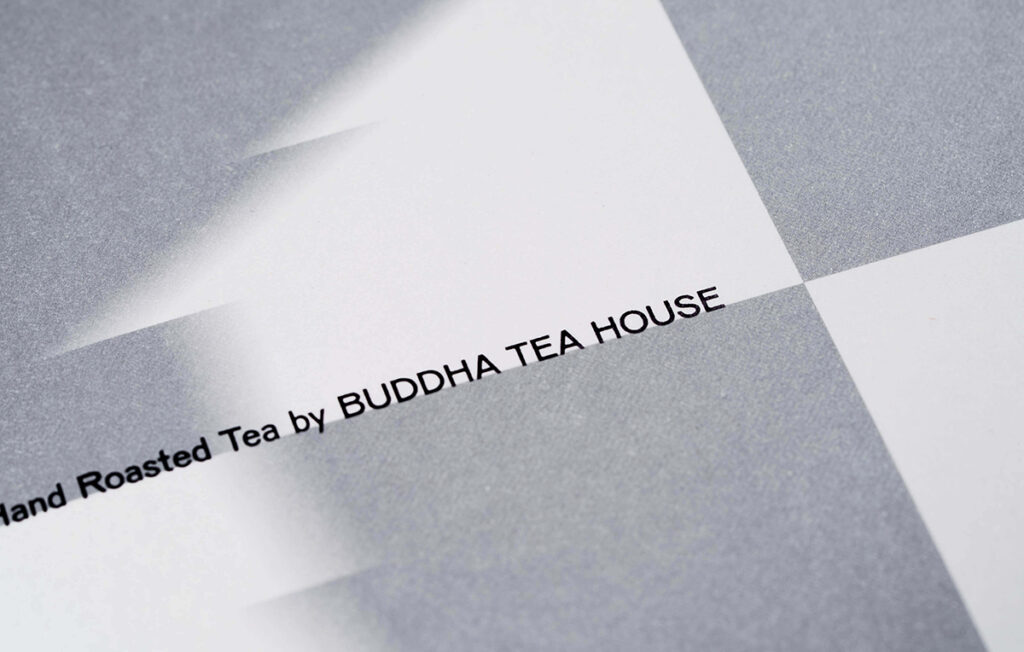 BUDDHA TEA HOUSE Giftbox by O.OO