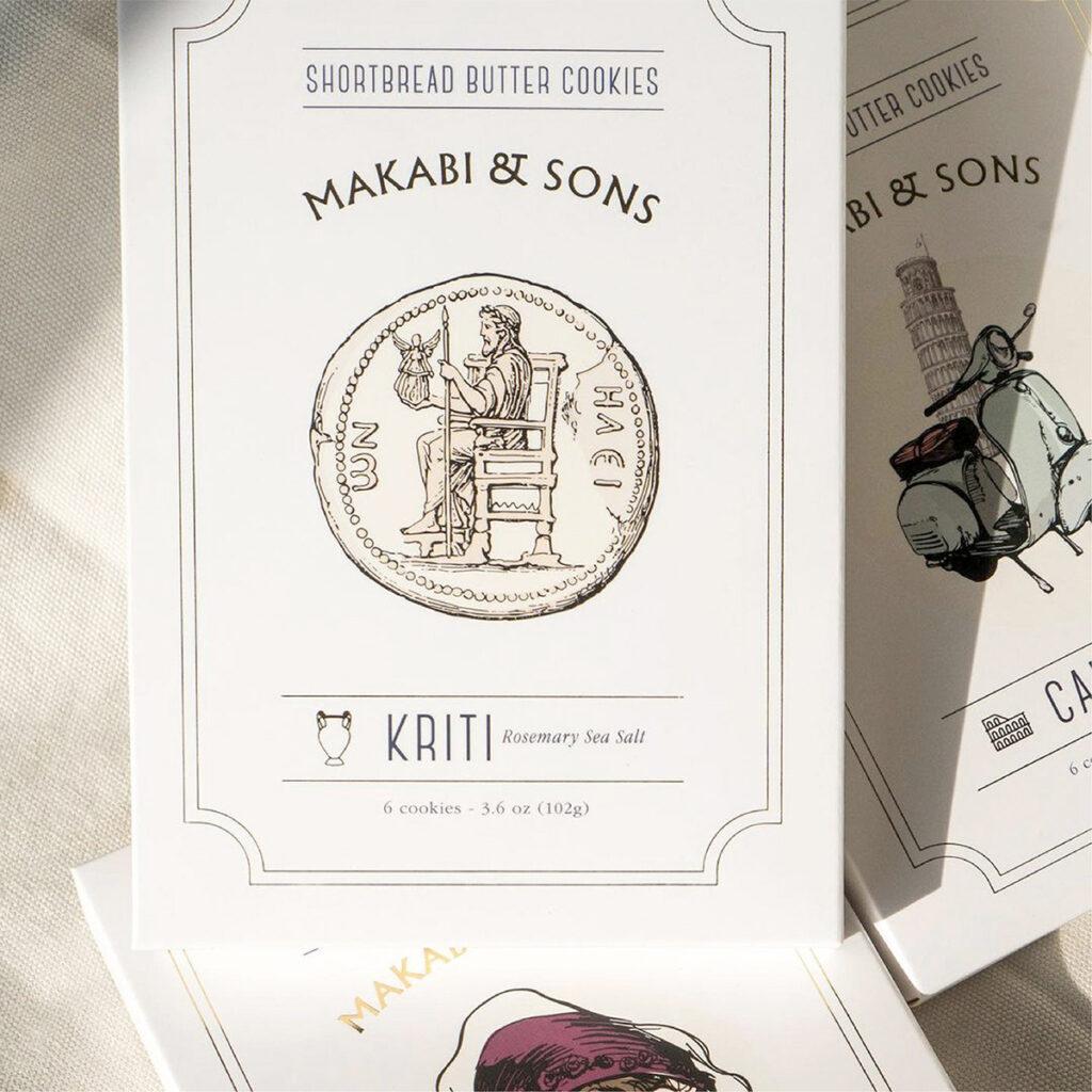 Makabi & Sons by Sıla Özyıldız