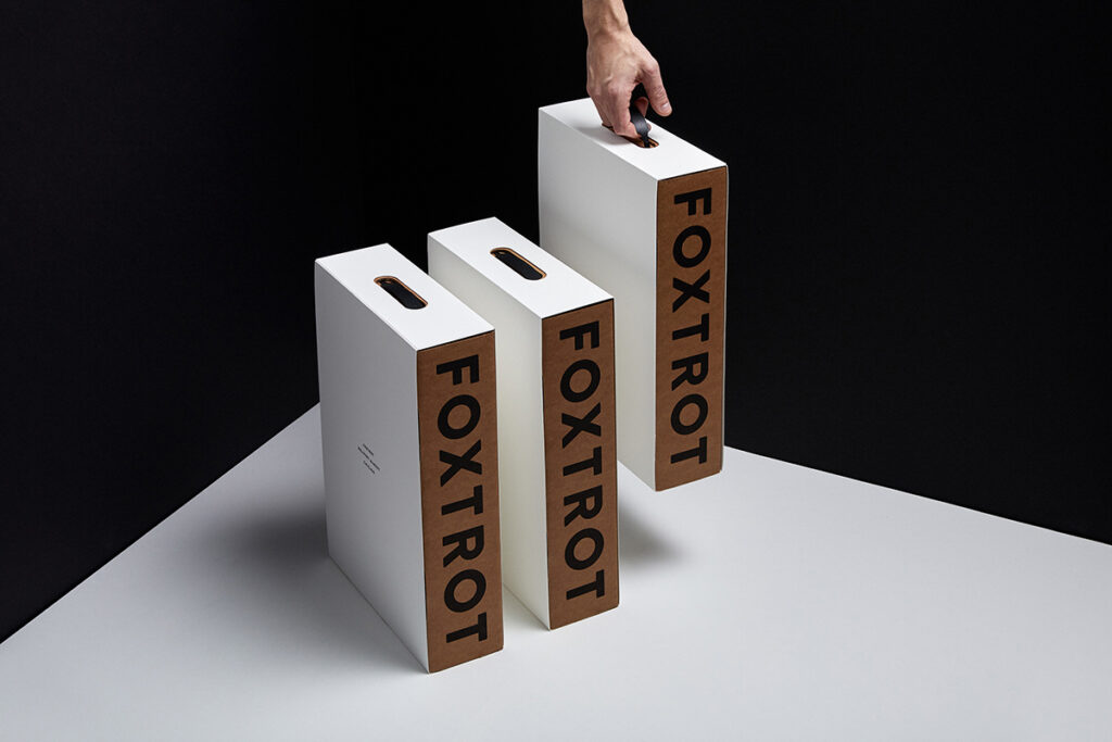 Foxtrot Delivery Market by Perky Bros