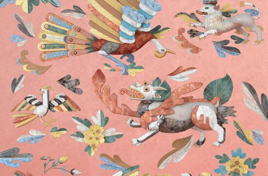 Animals in the Museum by Szu-Yu Hou