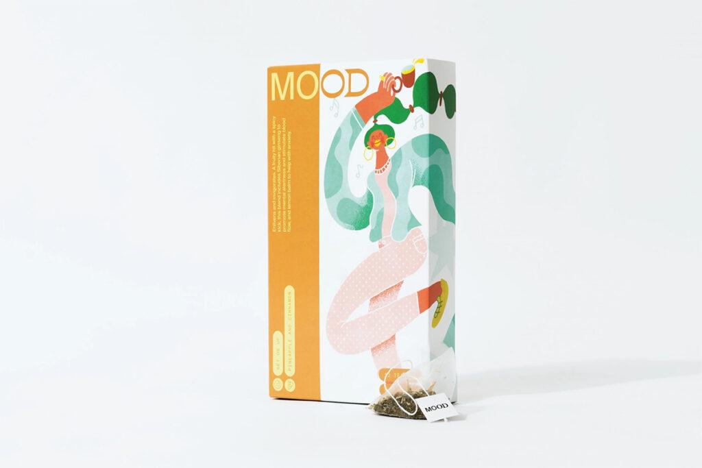 Mood tea by Maud